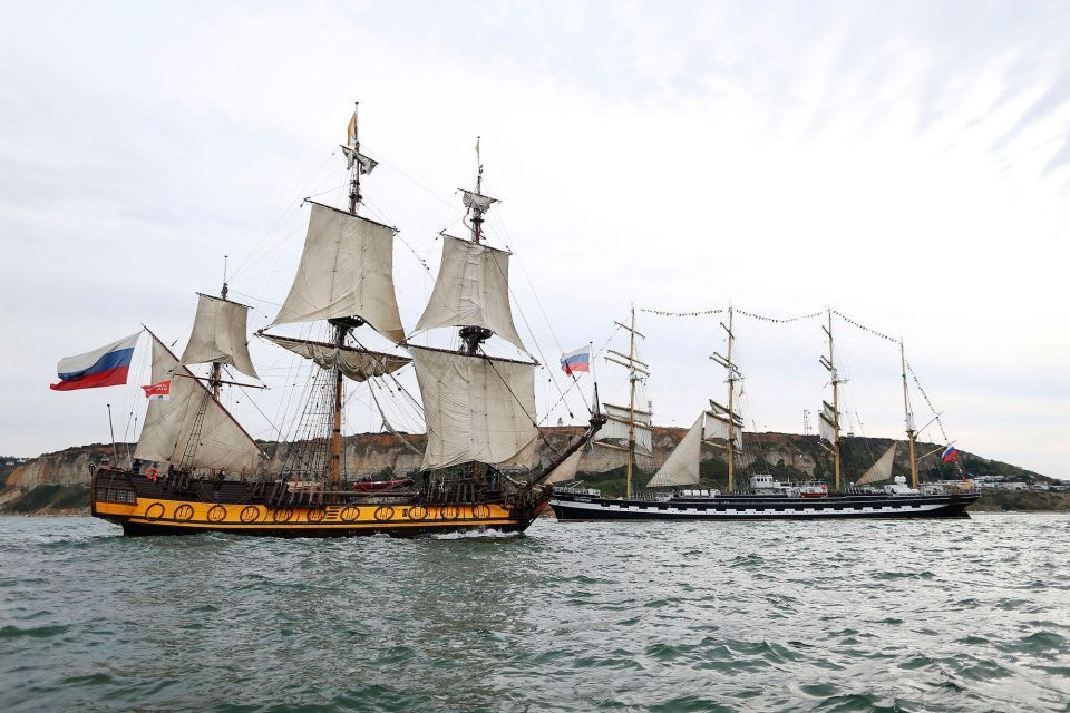In pictures: Rendez-Vous 2017 Tall Ships Regatta