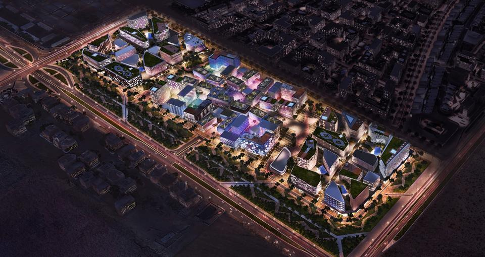 Contractor hired to build $810m car-free Sharjah real estate project