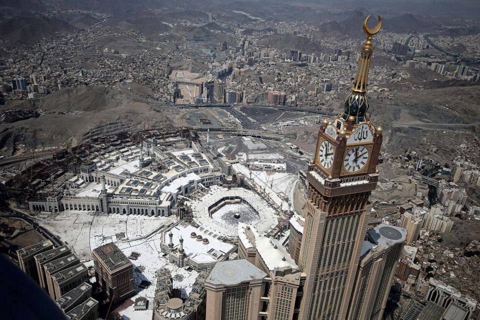 Hotel giant launches portal for Saudi pilgrimage
