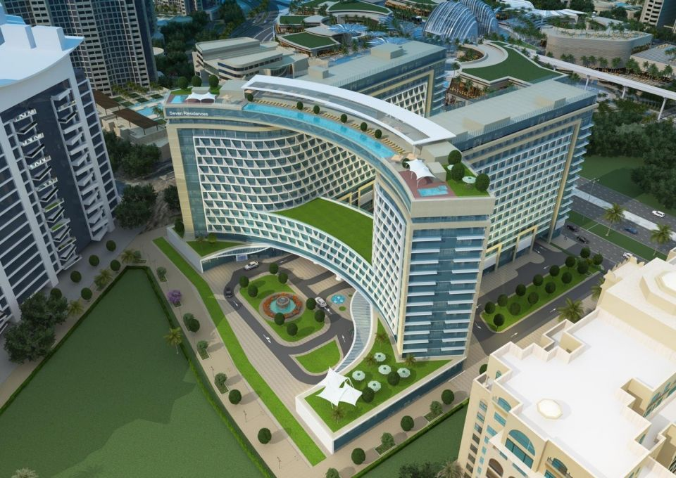 Seven Tides to launch Palm Jumeirah residential development