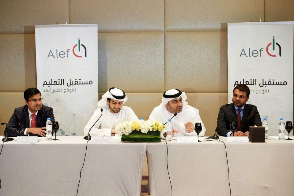 UAE tech firm Alef launches schools AI initiative