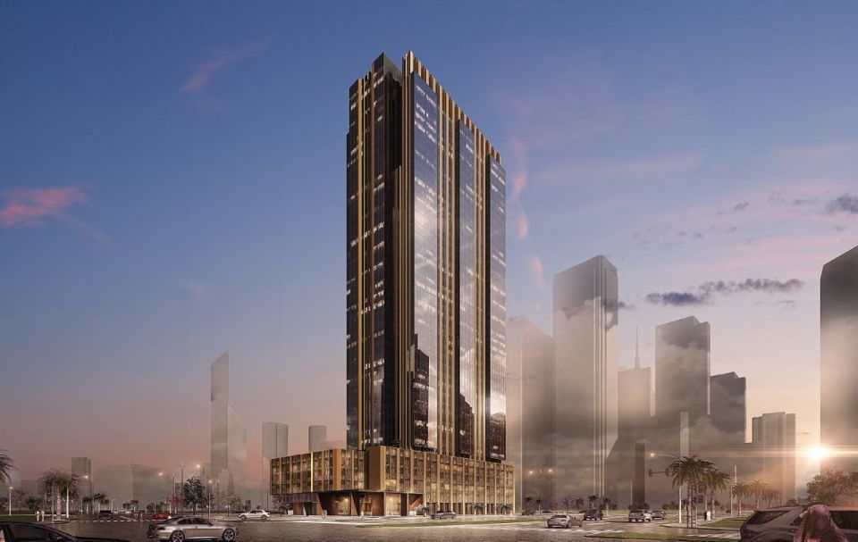 Revealed: Abu Dhabi's new super luxury skyscraper