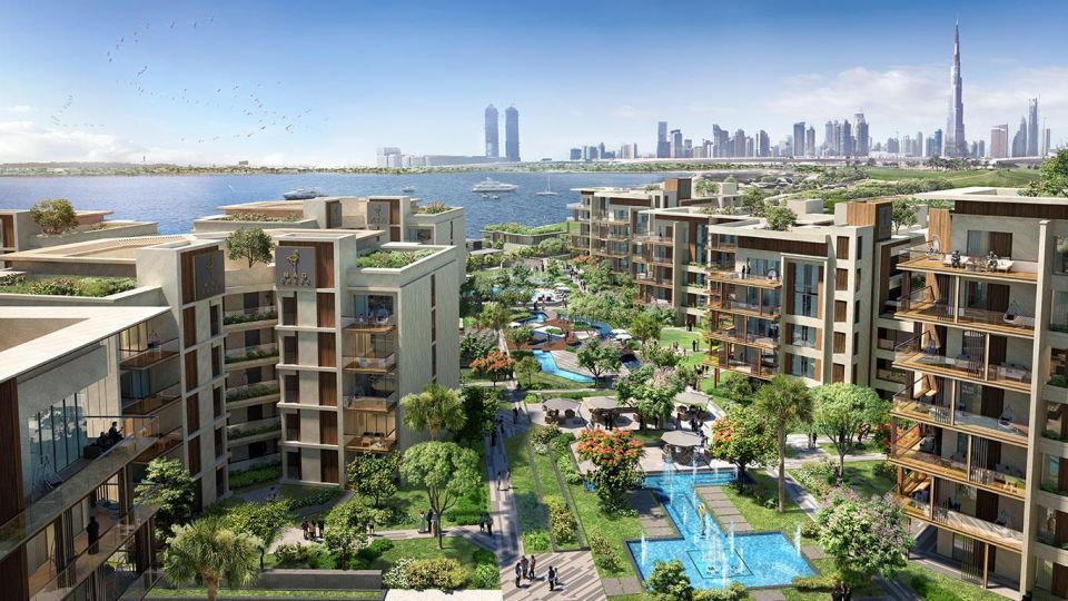 UAE developer says investors can buy homes with digital currency