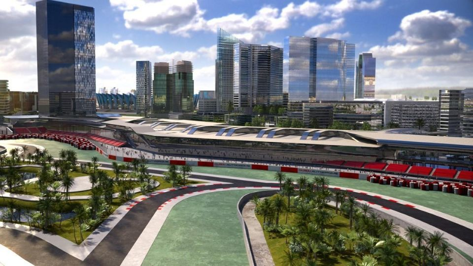 Revealed: Dubai mall to feature velodrome, running track, diving centre