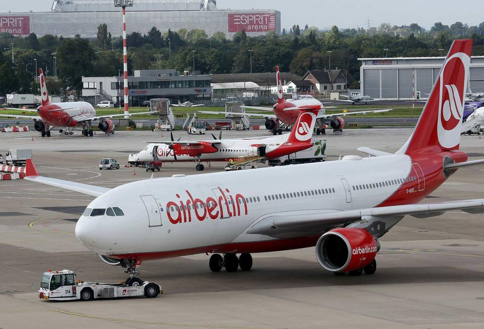 Etihad Airways vows to 'vigorously' fight Air Berlin lawsuit