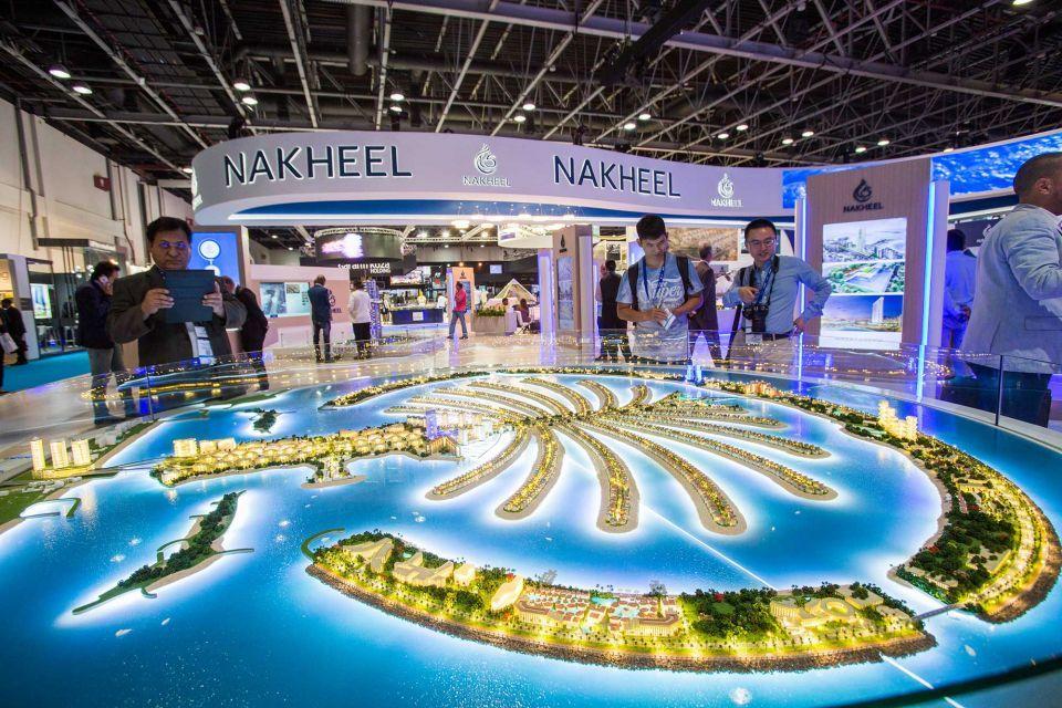 Dubai's Nakheel posts $1.5bn profit for 2017, up 14%