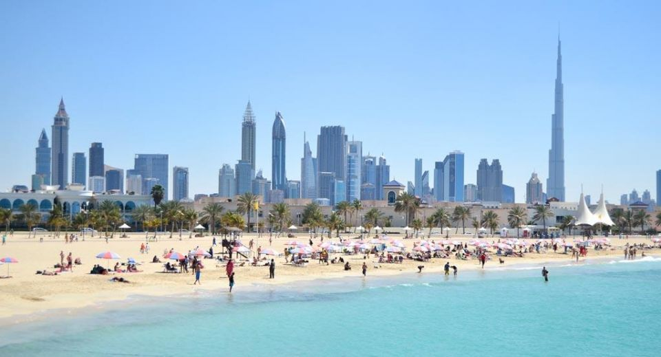 Dubai attracts record 8.1 million tourists in first half of 2018