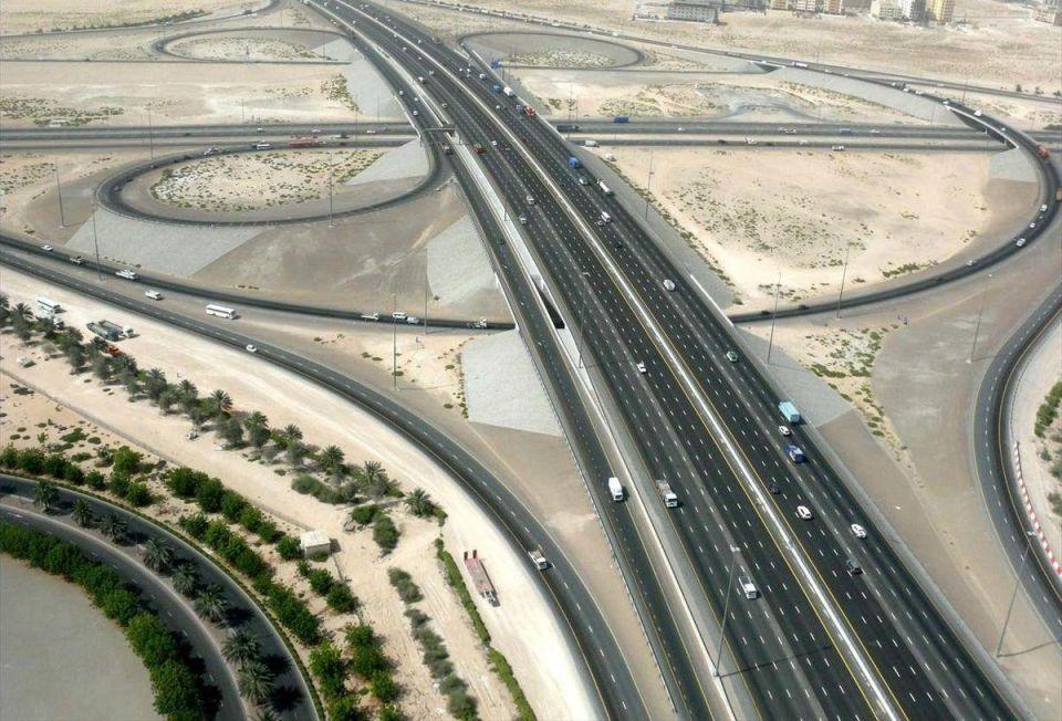 Dubai set to cut speed limit on two major highways