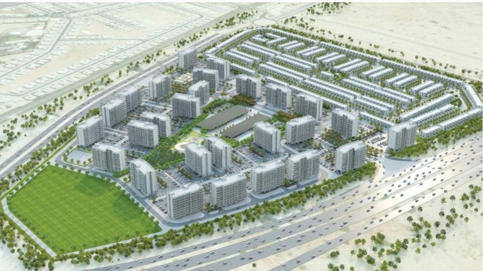 Dubai developer launches new $1bn residential project