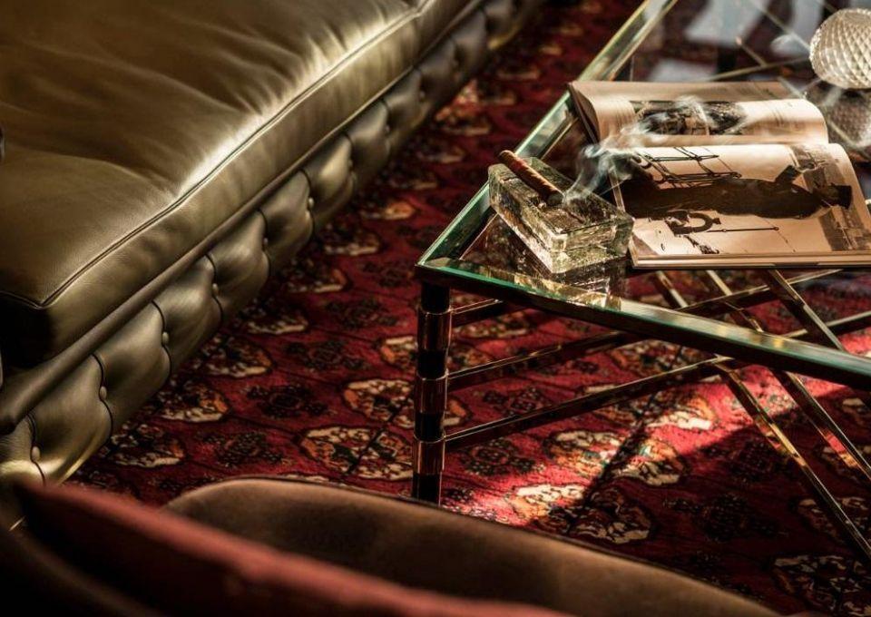Dubai's finest cigar lounges