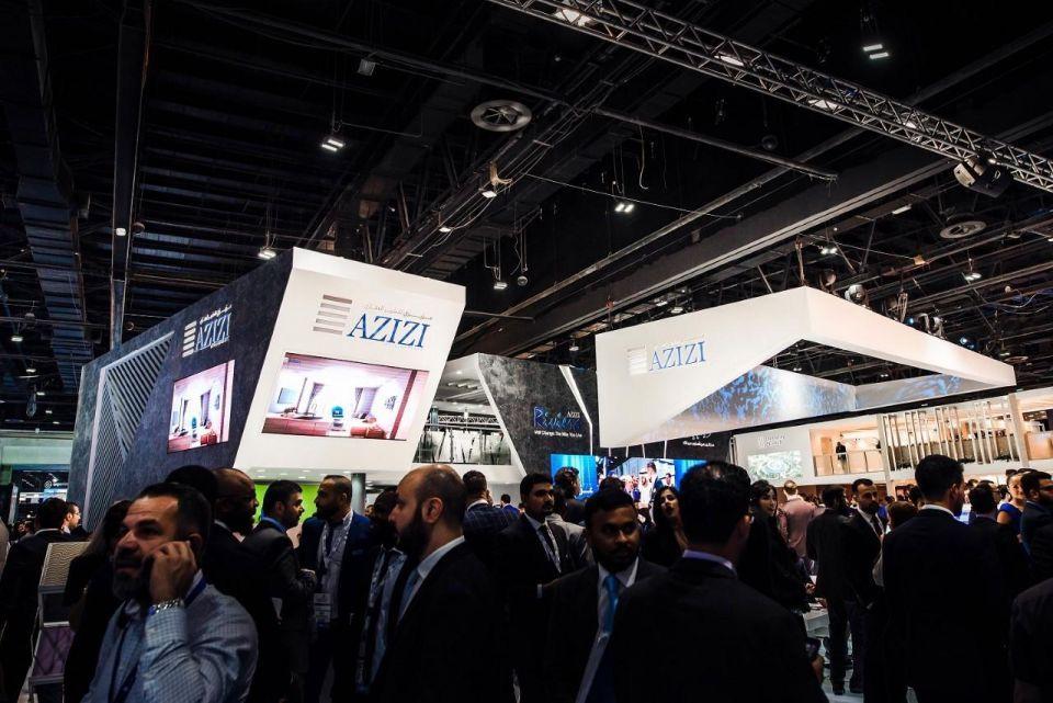 UAE's Azizi records $350m home sales at Cityscape