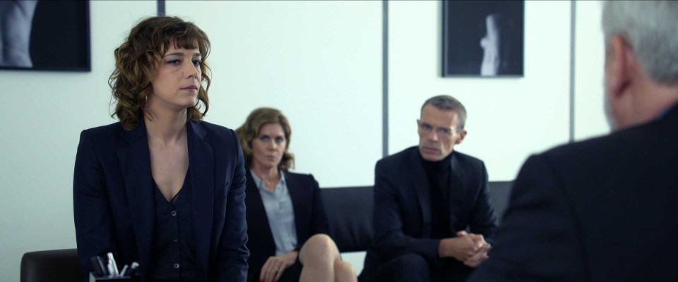 DIFF365 presents political thriller 'Corporate'