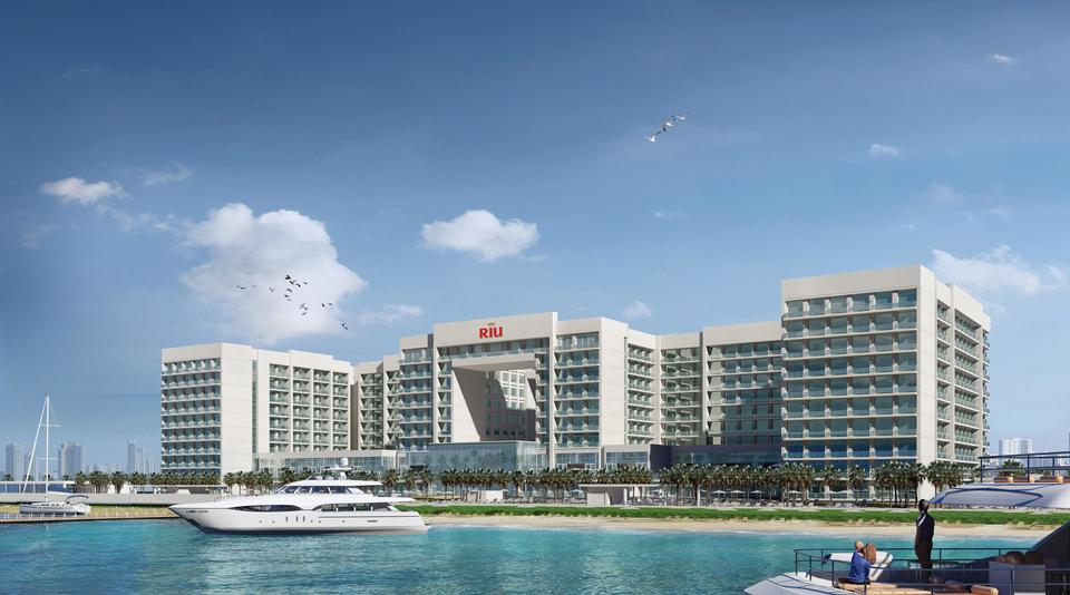 Nakheel awards $105m deal to build all-inclusive Dubai resort