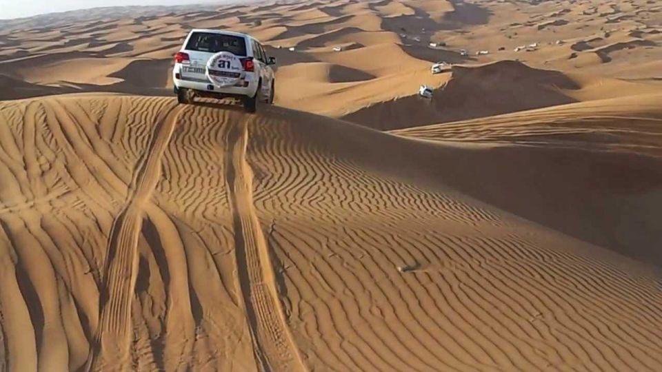 Sharjah launches new permits to regulate desert safaris