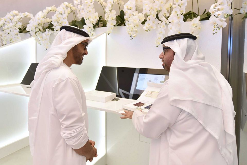 In pictures: Ruler of Dubai and Abu Dhabi Crown Prince visit Government Accelerators HQ