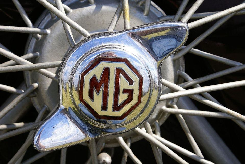Historic MG car brand returns to Saudi Arabia