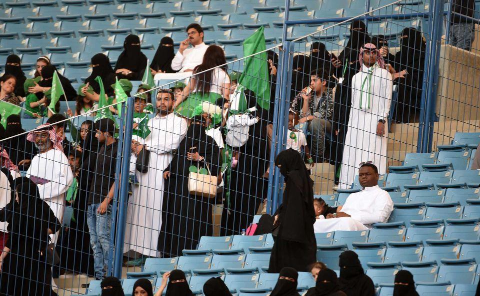 In pictures: Saudi Arabia's 87th National Day celebration