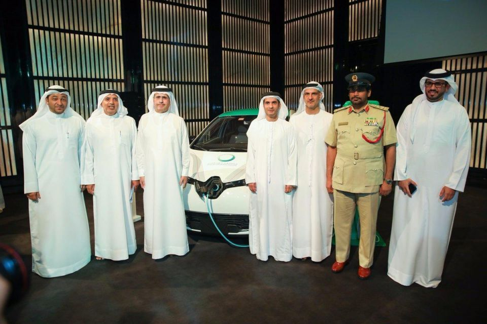 Dubai to give free charging, Salik for electric cars