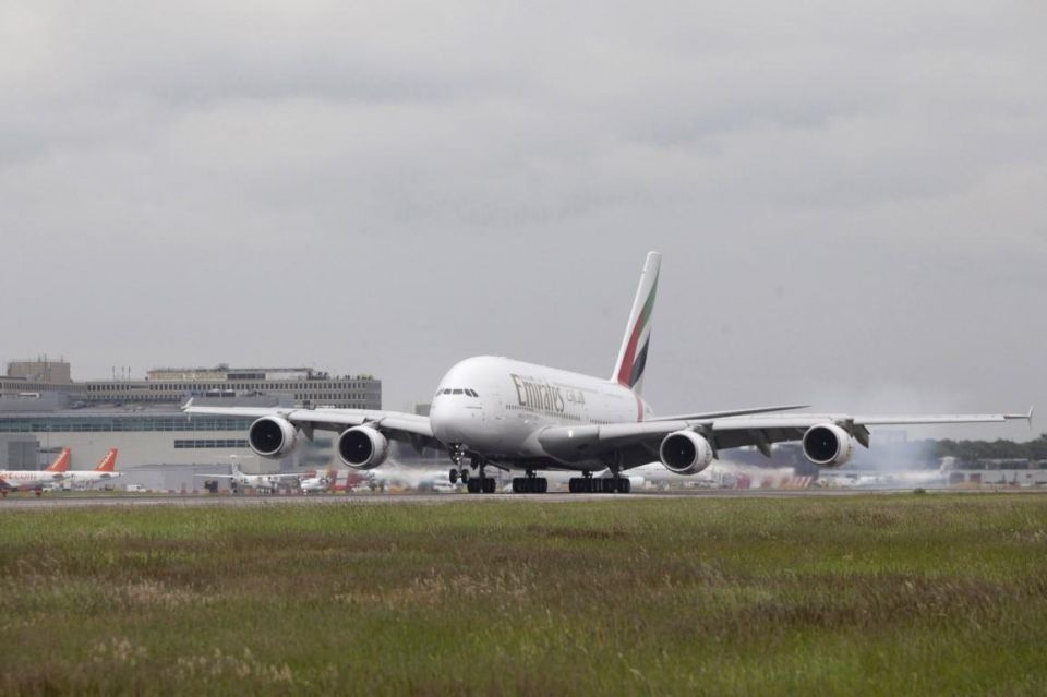 Emirates joins campaign for UK aviation tax cut