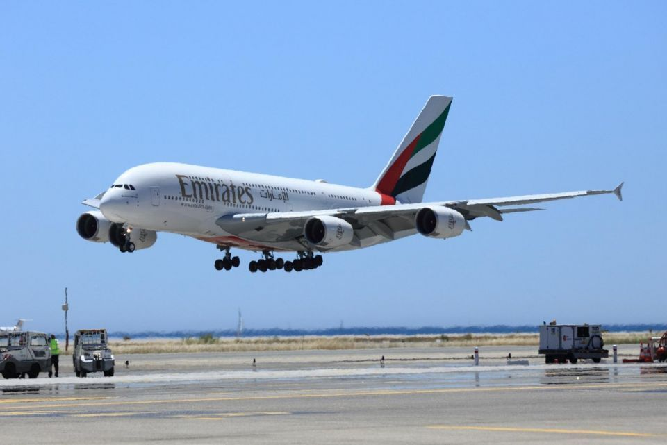 Middle East aircraft fleet to more than double by 2036