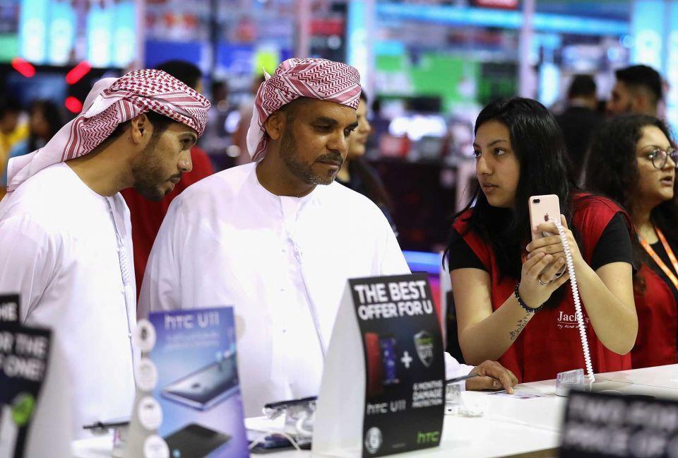 In pictures: Dubai's GITEX Shopper 2017 returns