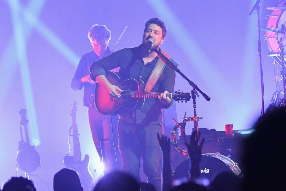 Mumford & Sons to play Abu Dhabi F1 after-race concert