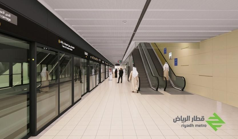 Big lift for Otis as it wins Riyadh Metro contract