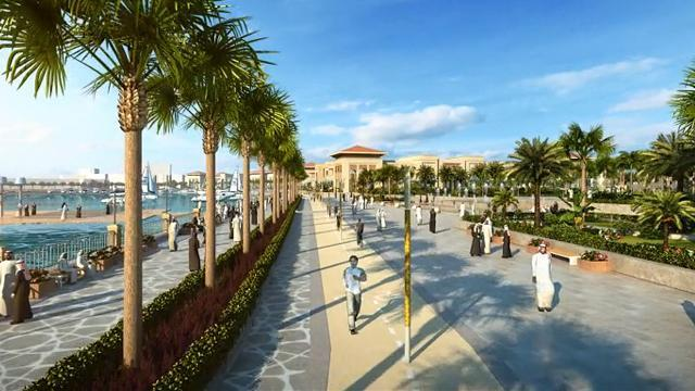 Jeddah reveals $61m project to revamp waterfront area ...