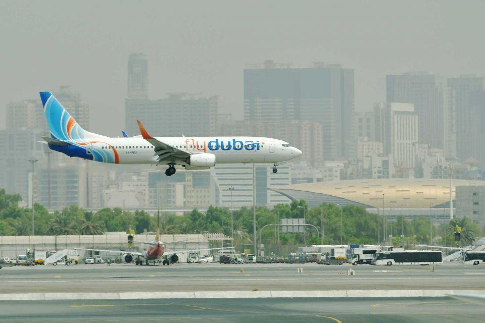 Flydubai aircraft struck by bird in Sri Lanka