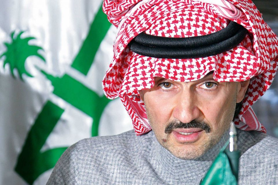 CFO said to quit Prince Alwaleed's investment vehicle