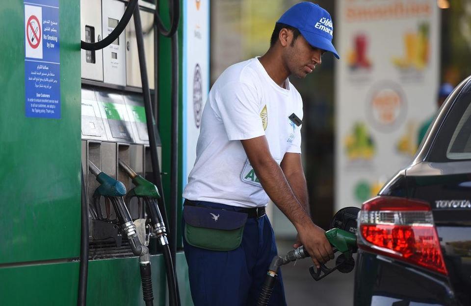 UAE petrol prices set to tumble in December