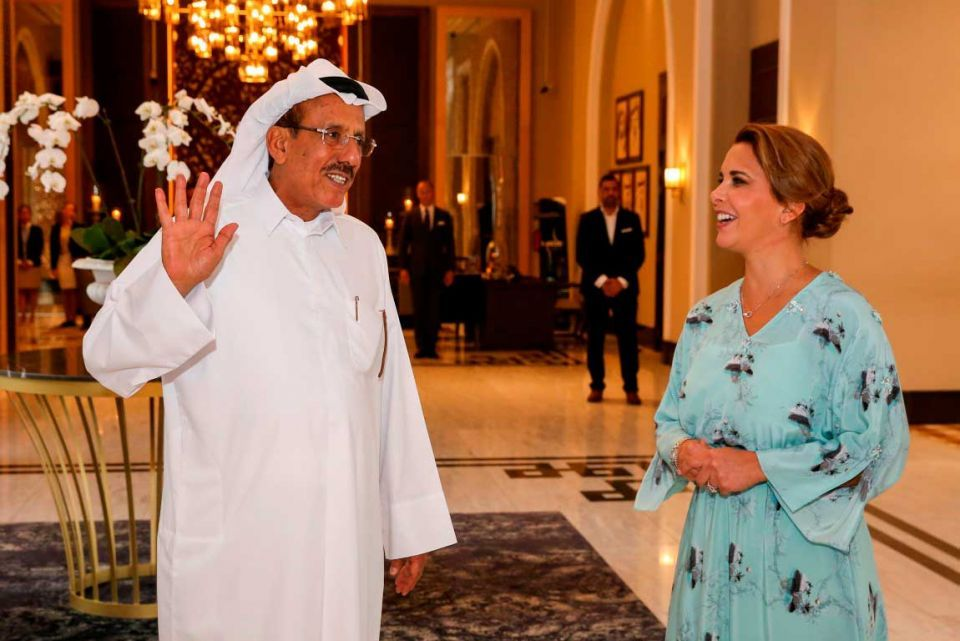 In pictures: Princess Haya attends Al Habtoor Polo Resort & Club official launch
