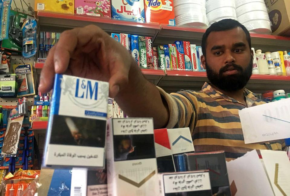 Abu Dhabi's tobacco trade drops 20% ahead of excise tax