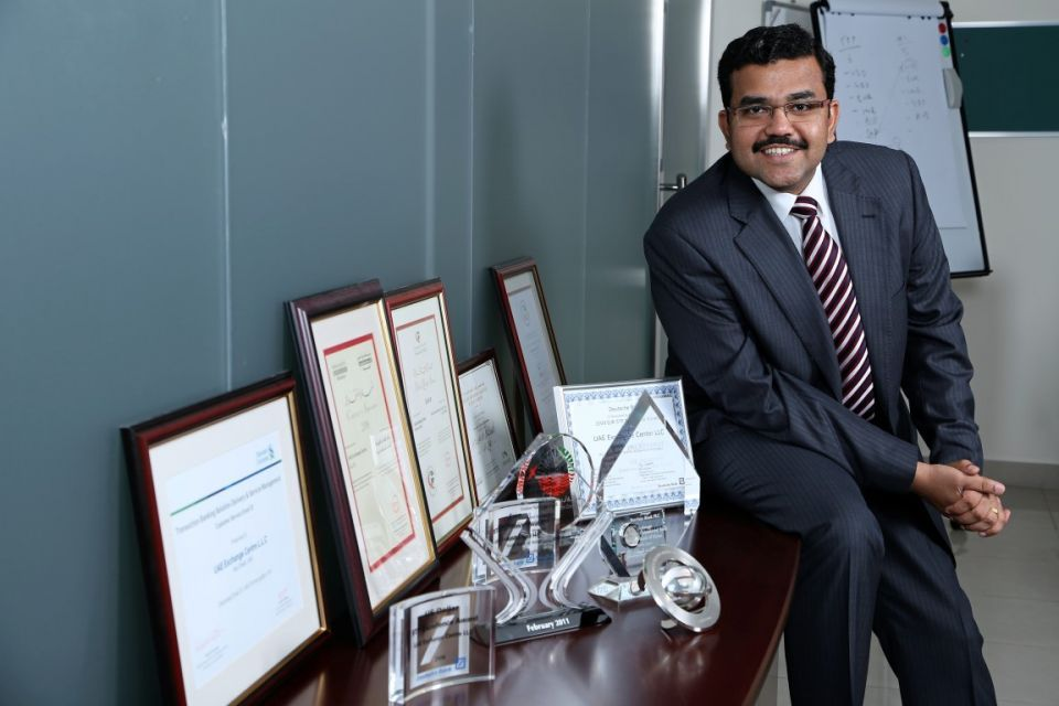 Embracing technology: UAE Exchange CEO Promoth Manghat