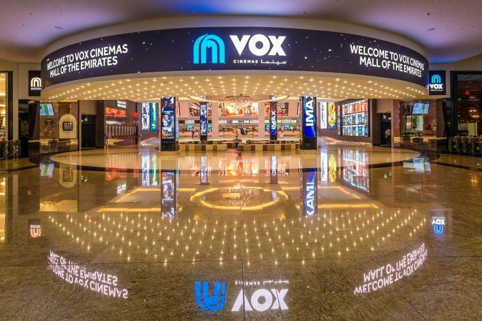 Dubai's VOX Cinemas plans major expansion in Saudi Arabia