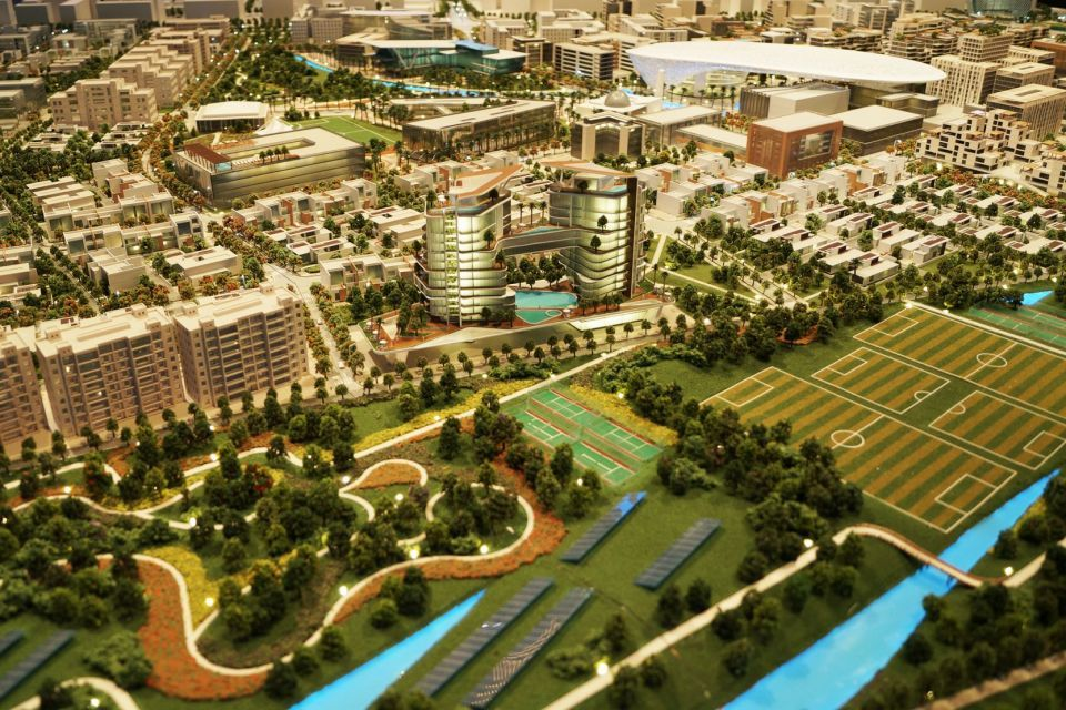 Dubai South mulls plan to launch eco-friendly transport system