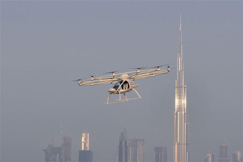 New drone regulations will facilitate Dubai Sky Dome, says DCAA head