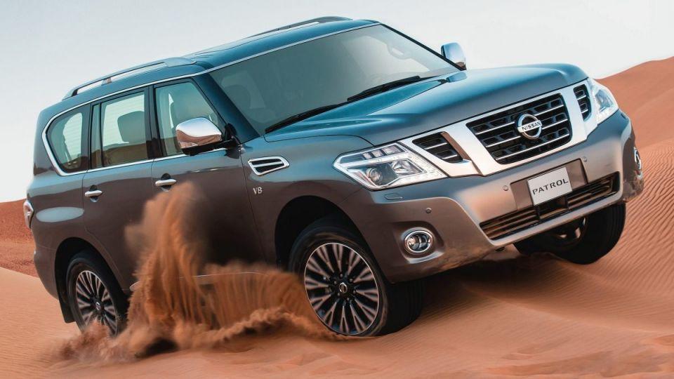 Nissan Patrol has 'best resale value' of UAE cars