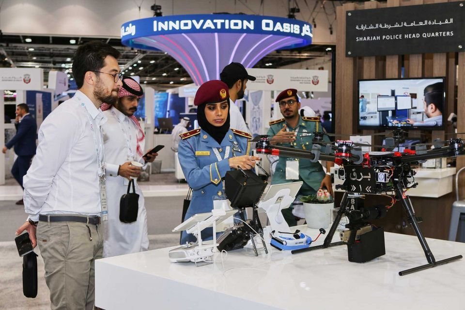 In pictures: 37th edition of Gitex Technology Week