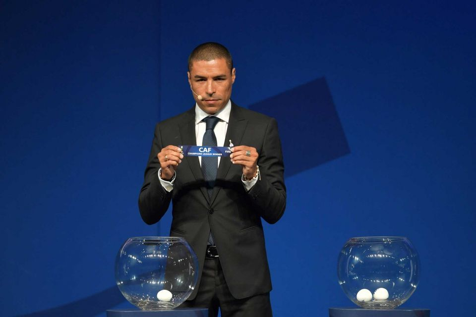 In pictures: FIFA Club World Cup UAE 2017 official draw