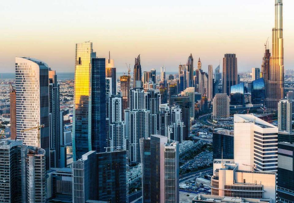 UAE office rents, prices set to fall further in 2018