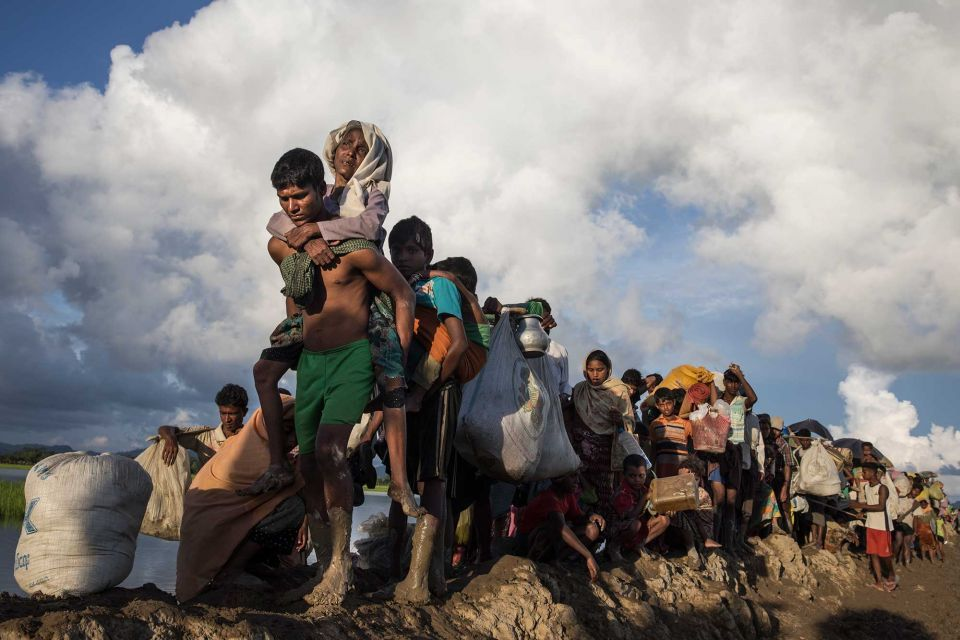 UAE launches campaign to support Rohingya refugees