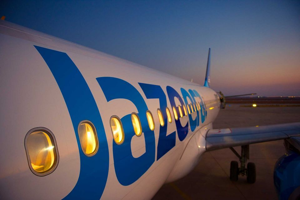 Kuwait's Jazeera Airways flies 50% more passengers in first half of 2018