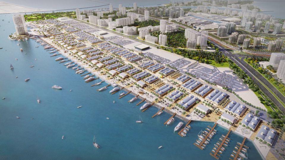 Dubai awards $121m contract to build bridges to Deira Islands project