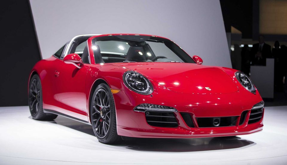 Review: Porsche 911 Targa 4 GTS