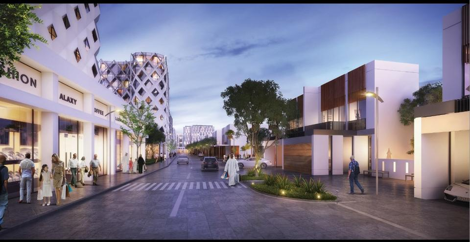 Developer awards contract to start work on Sharjah's biggest project