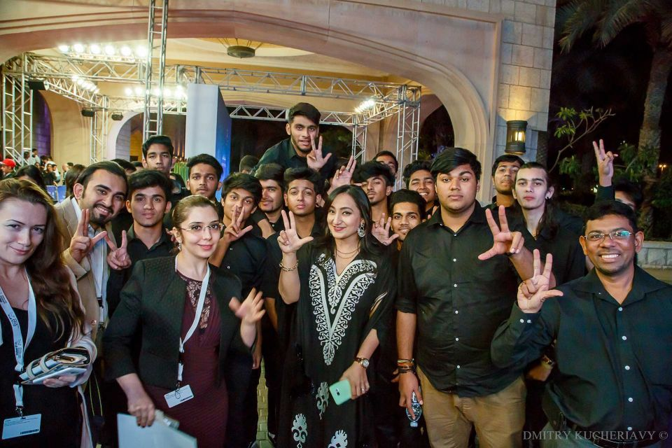 Dubai Film Festival rolls out the red carpet to volunteers