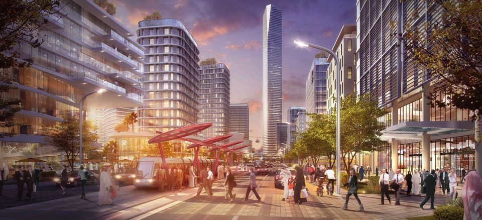 Dubai Holding says 're-evaluating' $20bn Jumeirah Central