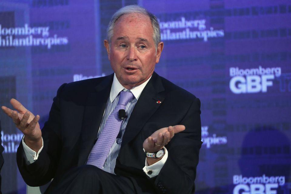 Blackstone to seek $10bn for Saudi-backed fund