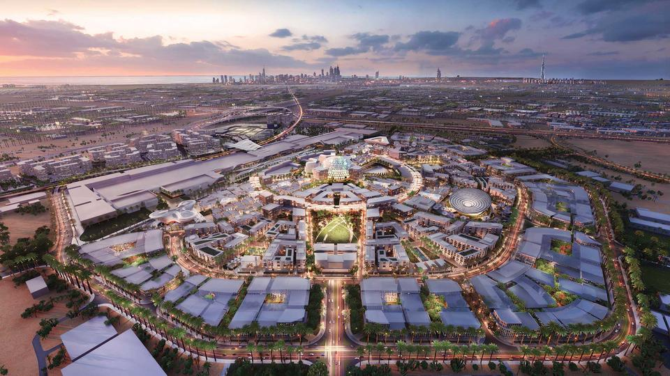 Siemens signs 10-year lease deal for offices in Dubai's District 2020